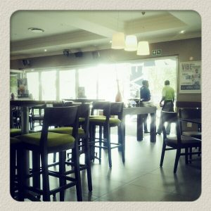 NewsCafe Campus Square circa 2013